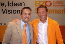2005 gründete Gerald Grosz gemeinsam mit Kärntens Landeshauptmann Dr. Jörg Haider das steirische BZÖ